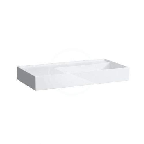 Laufen Kartell Umyvadlo 900x460 mm, SaphirKeramik, bílá H8103390001121