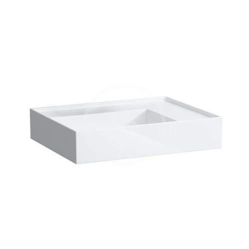 Laufen Kartell Umyvadlo 600x460 mm, SaphirKeramik, bílá H8103340001121