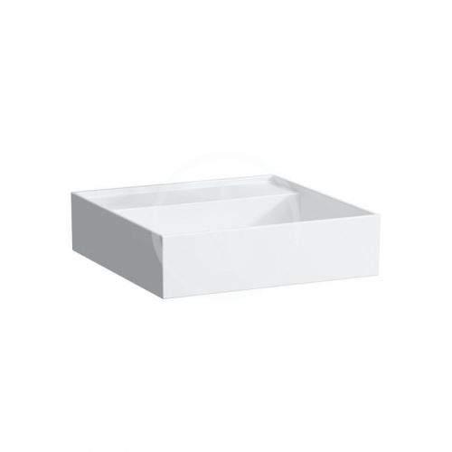 Laufen Kartell Umývátko na desku 460x460 mm, bílá H8153310001121