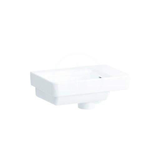Laufen Pro S Umývátko, 360x250 mm, bez otvoru pro baterii, bílá H8159600001091