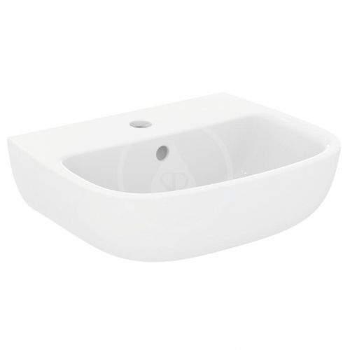 IDEAL STANDARD Esedra Umývátko, 450x360 mm, bílá T281101
