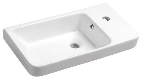SAPHO LUXA keramické umyvadlo 55x30 cm 11054