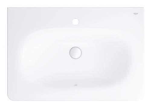 GROHE Essence Umyvadlo s přepadem 700x485 mm, PureGuard, alpská bílá 3956400H