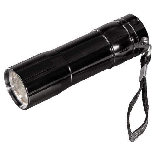 Hama spol s r.o. Hama LED svítilna Basic FL-92, černá