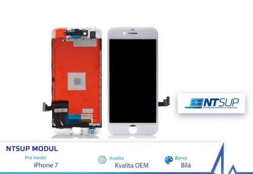 NTSUP LCD modul iPhone 7 bílý kvalita B
