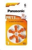 PANASONIC Zinkovzduchová baterie PR-13(48)/6LB AAA 1,2V (Blistr 2ks)