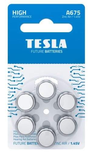 TESLA - baterie do naslouchadel A675