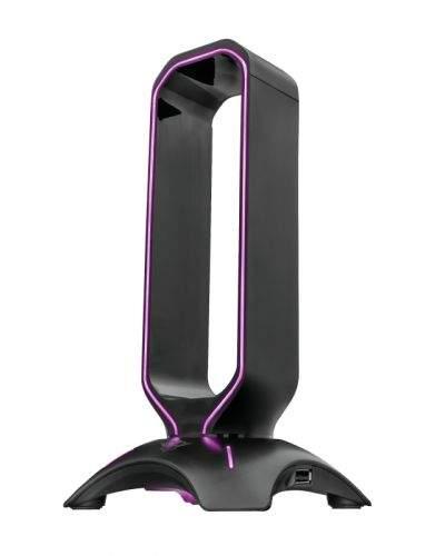 TRUST stojan na sluchátka GXT 265 Cintar RGB Headset Stand