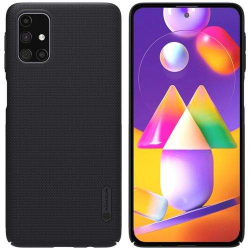 NONAME Nillkin Frosted Kryt Samsung M31s Black