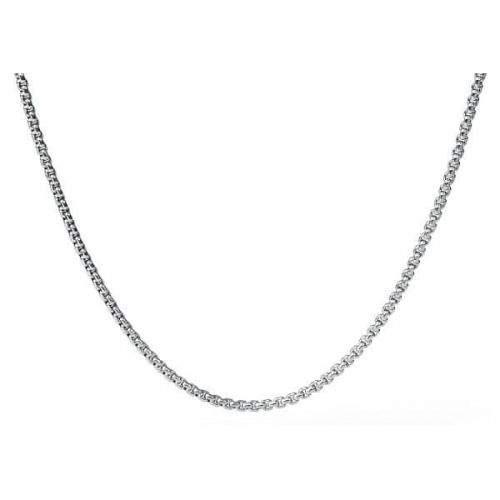 Brosway Ocelový náhrdelník Catena BCT18-BCT19-BCT20-BCT27 (Délka 48 cm)