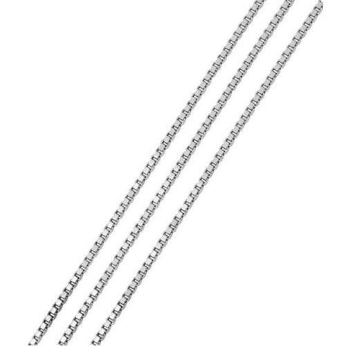 Brilio Silver Stříbrný řetízek Venezia 45 cm 471 086 00038 04 stříbro 925/1000