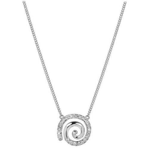 Silver Cat Stříbrný náhrdelník se zirkony SC256 stříbro 925/1000