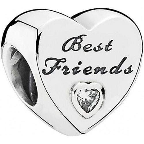 Pandora Stříbrný korálek Best Friends 791727CZ