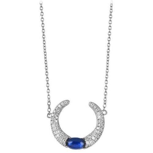 Silver Cat Úchvatný stříbrný náhrdelník se zirkony SC307 stříbro 925/1000