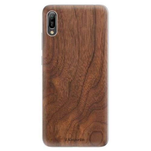 iSaprio Silikonové pouzdro - Wood 10 pro Huawei Y6 2019