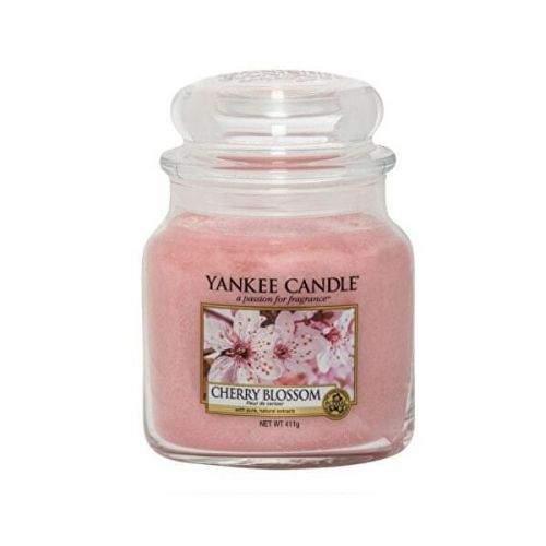 Yankee Candle Vonná svíčka Classic střední Cherry Blossom 411 g