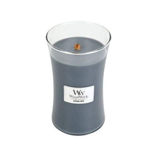 Woodwick Vonná svíčka váza Evening Onyx 609,5 g