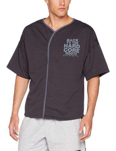 Nebbia 305 HARDCORE Shirt 305 (Black, M)