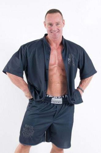 Nebbia 304 HARDCORE Shirt 304 (Black, XL)
