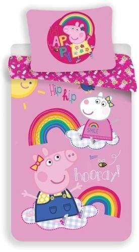Jerry Fabrics Povlečení Peppa Pig 014