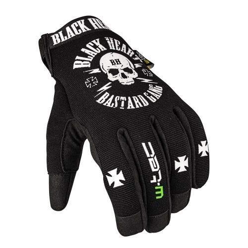 W-TEC Moto rukavice Black Heart Radegester - barva černá, velikost L
