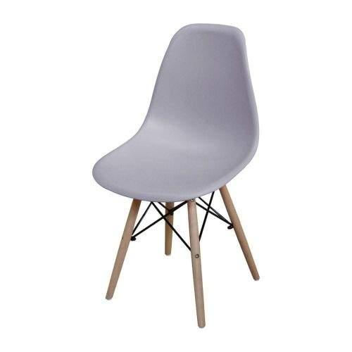 IDEA nábytek Jídelní židle UNO šedá