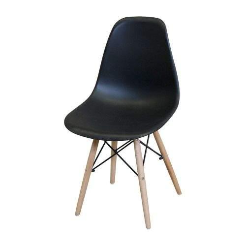 IDEA nábytek Jídelní židle UNO černá