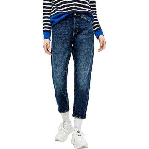 s.Oliver Dámské boyfriend džíny 14.002.72.3516.58Z6 Blue denim stretch (Velikost 36)