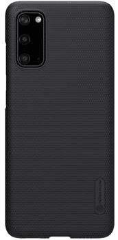 Nillkin Super Frosted Zadní Kryt pro Samsung Galaxy S20, Black 2450530
