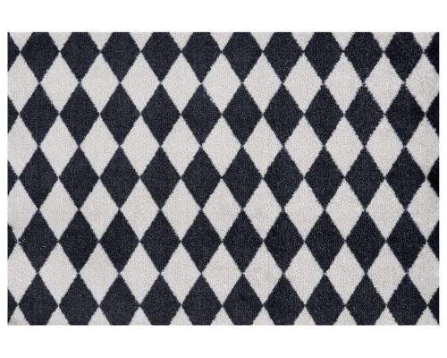 Zala Living AKCE: 50x70 cm Protiskluzová rohožka Home Black Grey 103167 50x70