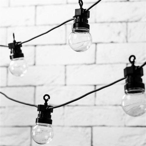 Decor By Glassor Světelný řetěz se žárovkami