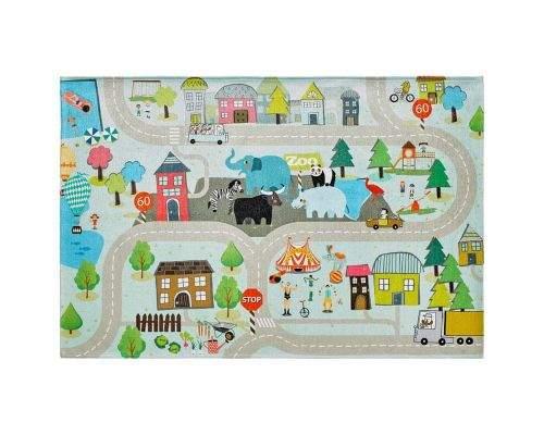 Obsession Dětský kusový koberec Torino kids 231 STREET 80x120