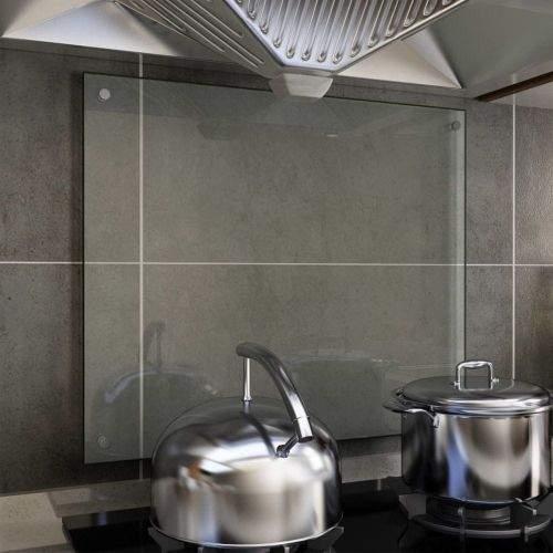 shumee Kuchyňský panel průhledný 70 x 60 cm tvrzené sklo