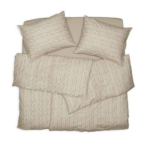 SCANquilt povlečení FLANEL pullover