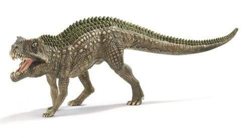 Schleich Prehistorické zvířátko - Postosuchus s pohyblivou čelistí 15018