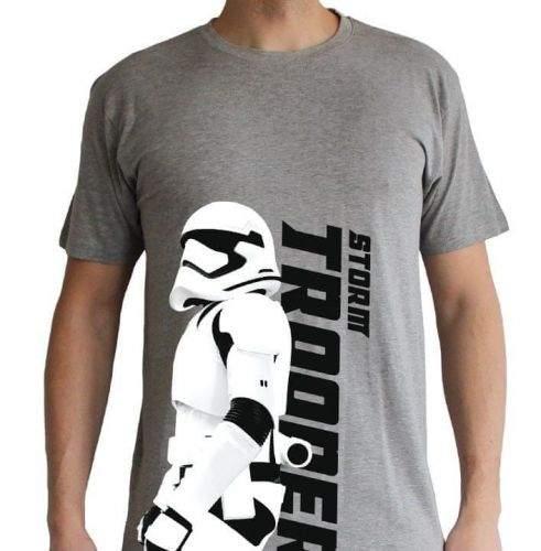 """Grooters Pánské tričko - Star Wars """"Trooper Episode 7"""" Velikost: S"""