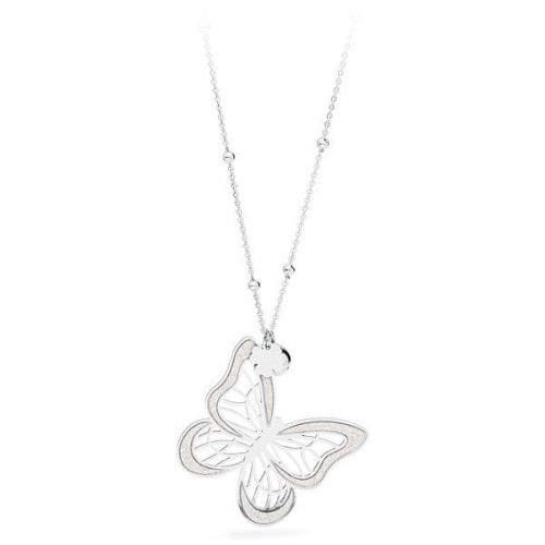 S'Agapõ Dlouhý náhrdelník s motýlem Gaia SGA03