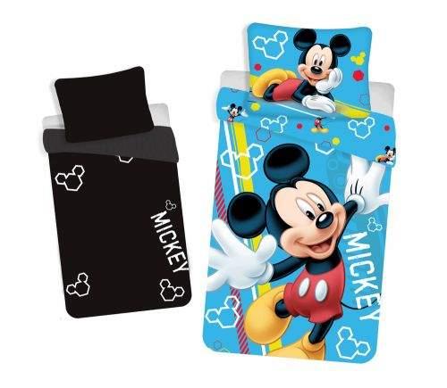 Jerry Fabrics Povlečení Mickey svítící