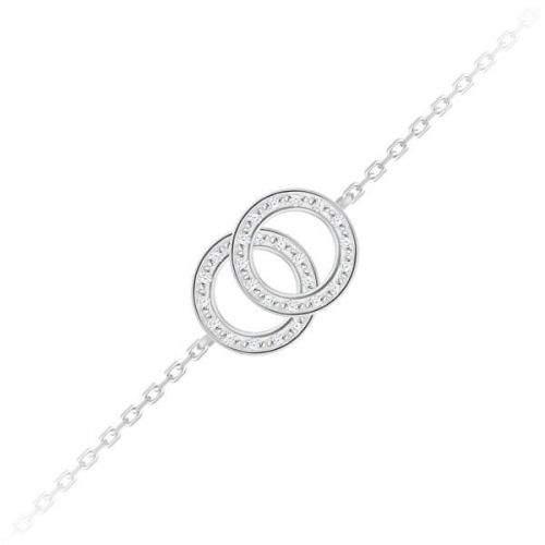 Preciosa Stříbrný náramek La Concha 5317 00