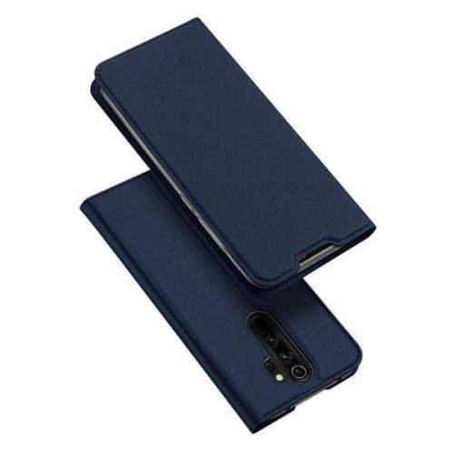 Dux Ducis Peňaženkový obal Xiaomi Redmi Note 8 Pro modrý