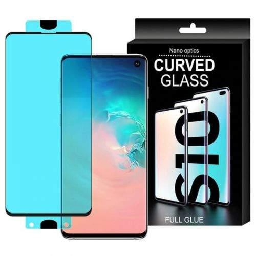 FORCELL 3D NANO Tvrdené sklo Samsung Galaxy S10 Plus čierne