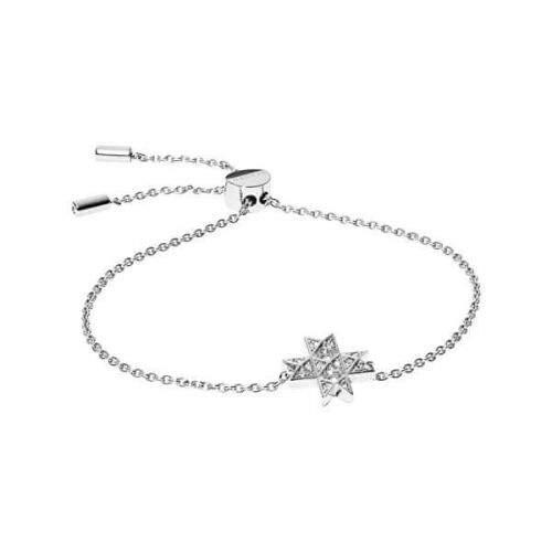 Skagen Ocelový náramek s krystaly hvězda SKJ1261040