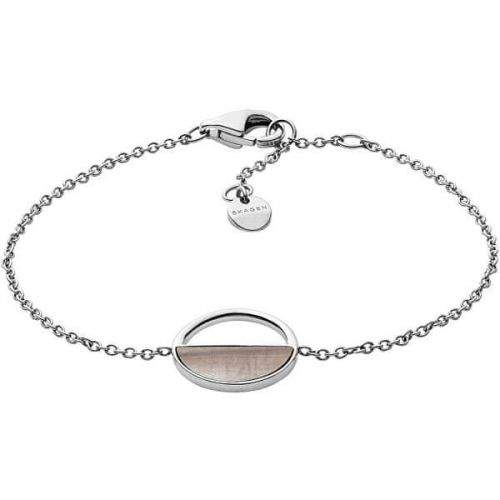 Skagen Ocelový náramek s perletí SKJ1121040
