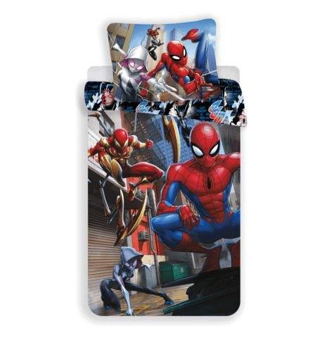 Jerry Fabrics Spiderman Action