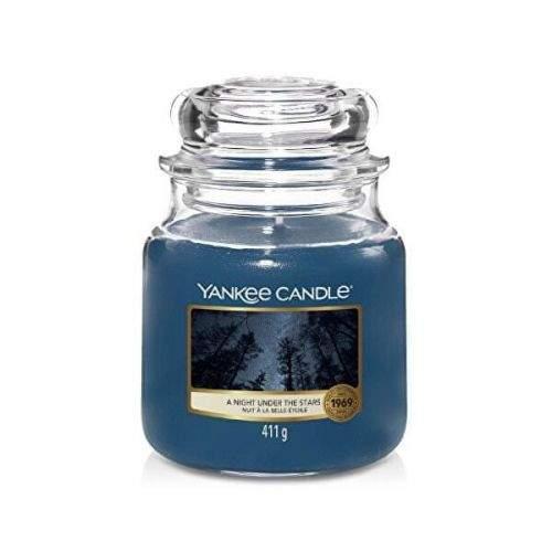 Yankee Candle Aromatická svíčka Classic střední A Night Under The Stars 411 g