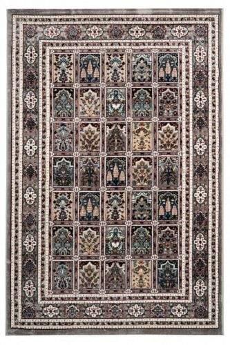 Obsession AKCE: 120x170 cm Kusový koberec Isfahan 742 grey 120x170