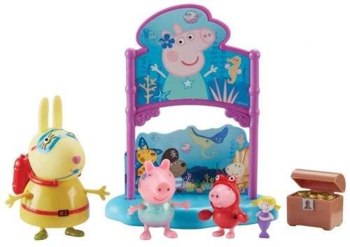 TM Toys Peppa Pig sada Svět pod vodou