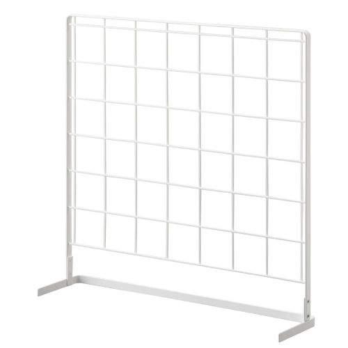 Yamazaki 4177 L kuchyňský mřížkový panel, bílý