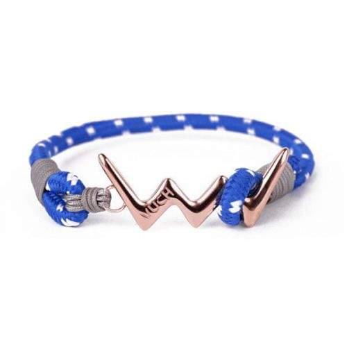 Vuch Designový lankový náramek Alisia Rose Gold