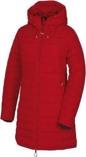 Husky dámský kabát Daili červená S